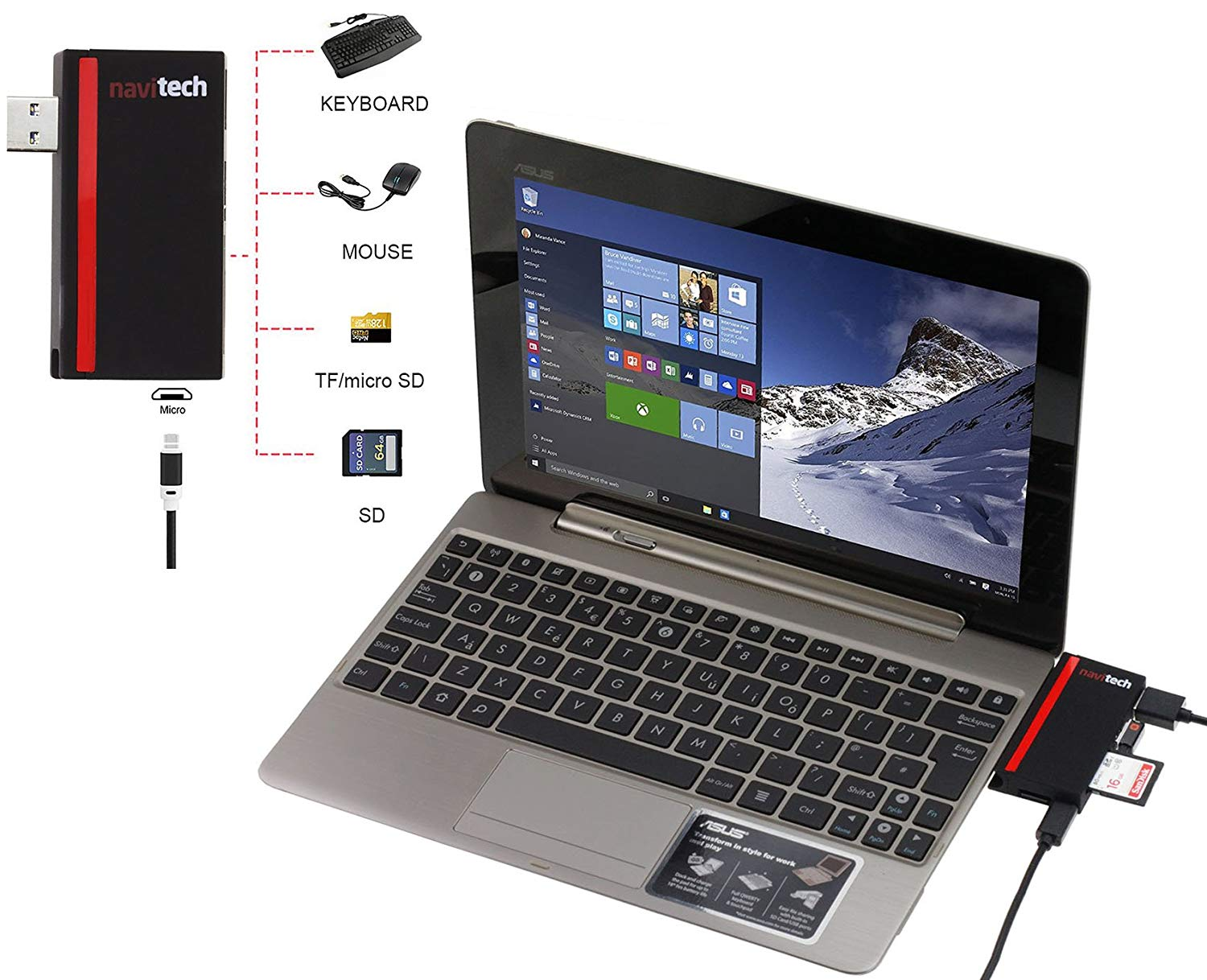 Asus U82U Notebook Secure Delete XP