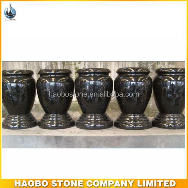 Granite Vases For Graves Buy Cemetery Vases Price For Tombstone