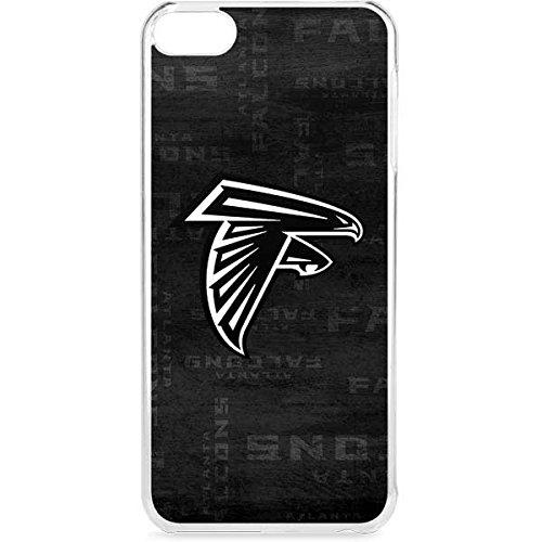 NFL Atlanta Falcons iPod Touch 6th Gen LeNu Case - Atlanta Falcons Black & White Lenu Case For Your iPod Touch 6th Gen