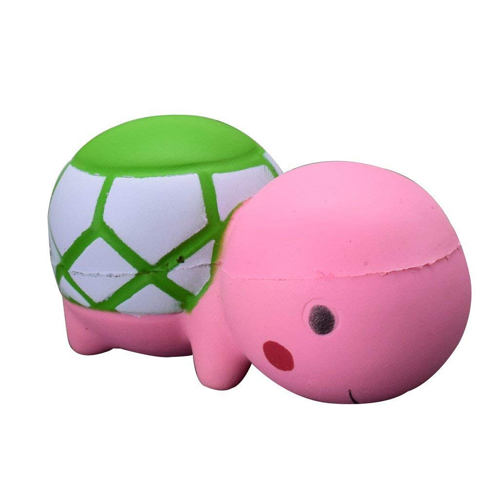 USHOT Clearance Cute Tortoise Squishy Slow Rising Cream Scented Decompression Toys