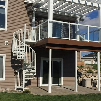 Outdoor Staircases/Outdoor Used Metal Stairs