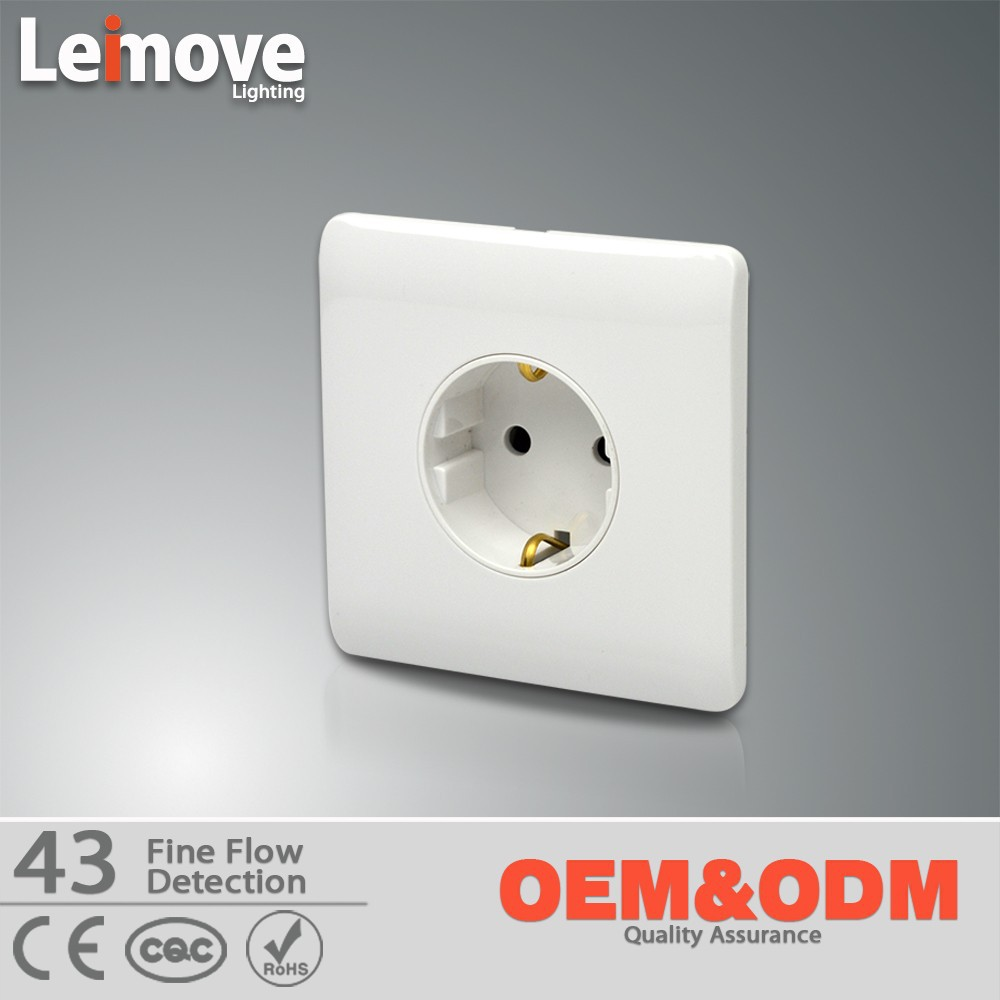 Eu Ac Standard Germany Power Wall Electrical Outlet Socket