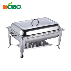 hot sale stainless steel buffet server food warmer chafing dish for hotel