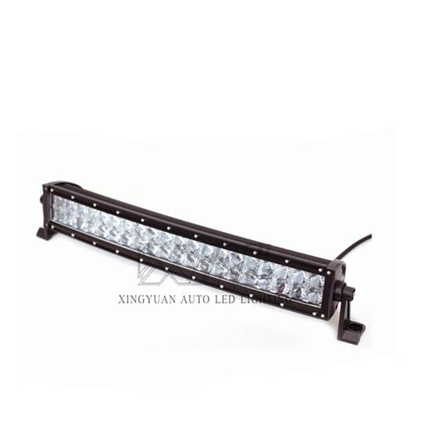 22inch Curved 12v 24v Offroad LED Lightbar 120W Fog Lights Driving Work Lamp