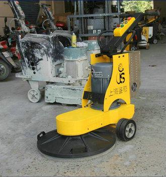 High Speed Floor Burnisher And Buffer , Industrial Floor Polishing Machine