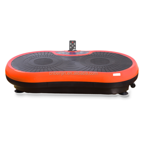 whole body slimmer crazy fit massager vibration plate fitness machine
