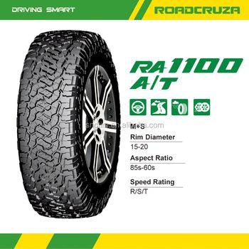 Comforser Car Tires Second Roadcruza Brand Radial Passenger Car Tire