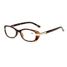 Oulylan мужские бизнес очки для чтения винтажные прозрачные линзы для женщин очки дальнозоркость для чтения диоптрий + 1,0 1,5 2,0 2,5 3,0(Китай)