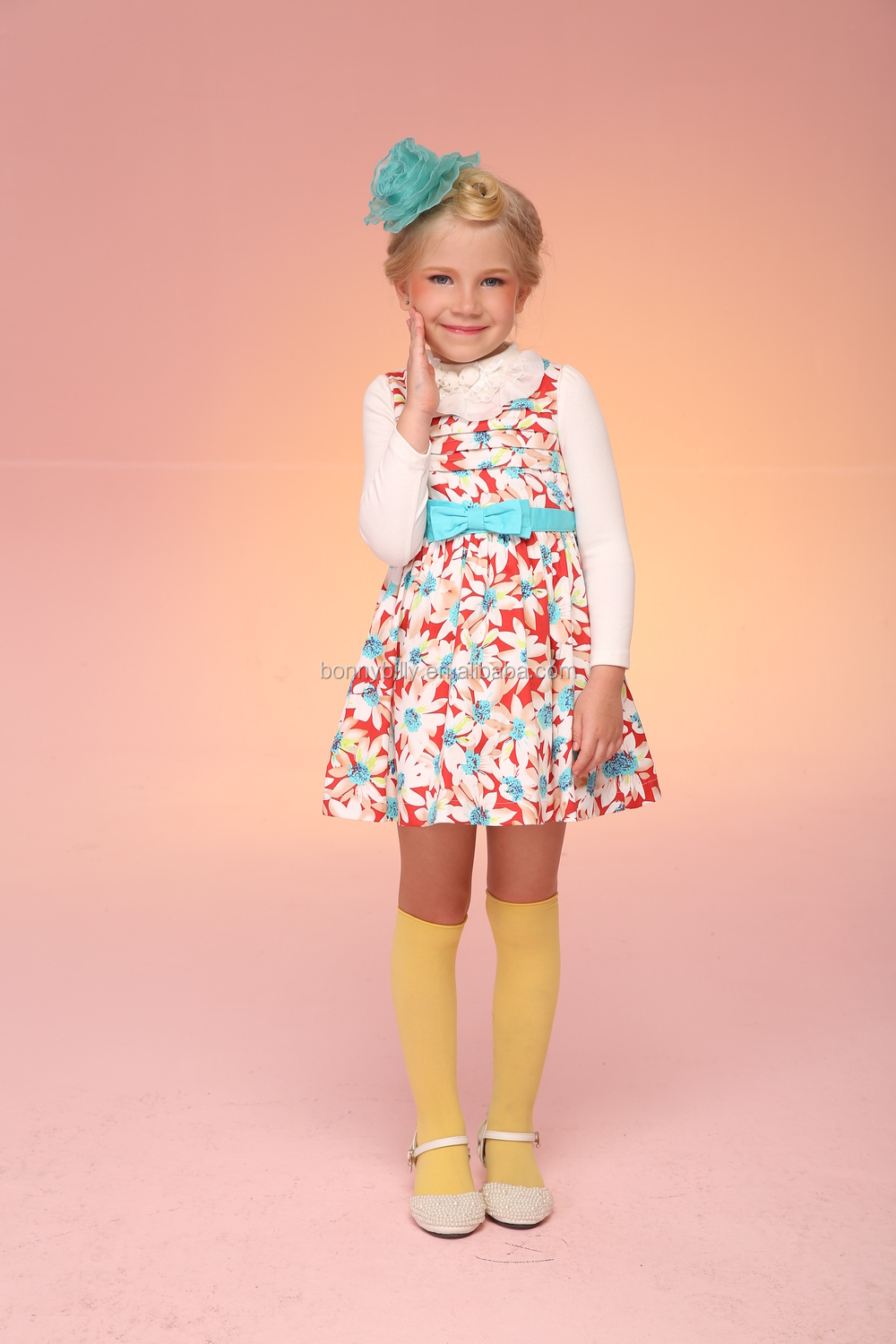 43e2f2540916 Bonnybilly New Winter Dress