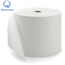 Wholesale price 6 ply toilet tissue paper roll manufacturer china