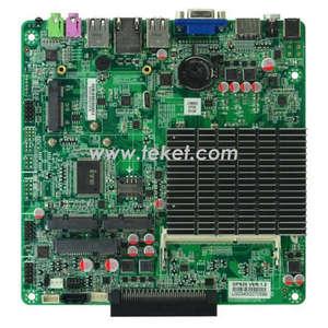 OPS Mini PC Motherboard Intel Baytrail J1900 OPS Motherboard mini itx  OPS-J1900M quad core industrial