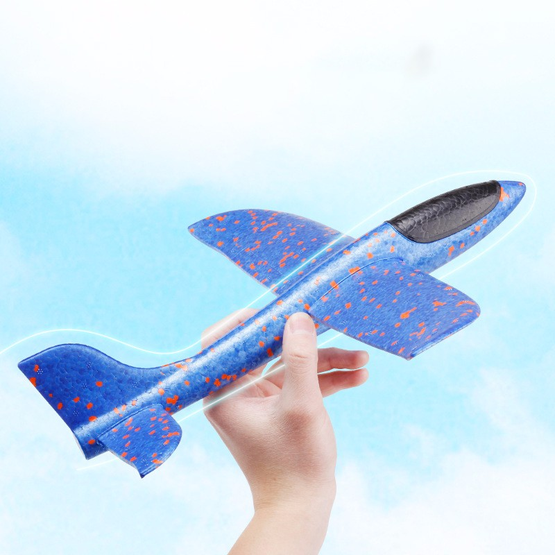 Airplane Gliders For Kids,Bulk Pack Of 72 Individually Wrapped Flying Plane Toys Lightweight Foam Air Planes W\ Various Desig