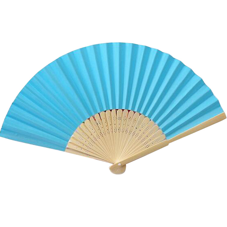 2018 chinese personalized wood hand fan