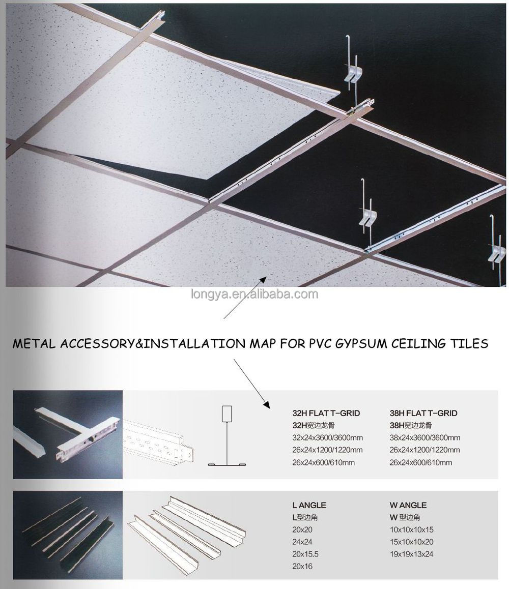 Pvc gypsum ceiling tiles 600600mm decorative pvc laminated pvc gypsum ceiling tiles 600600mm decorative pvc laminated plaster board dailygadgetfo Image collections