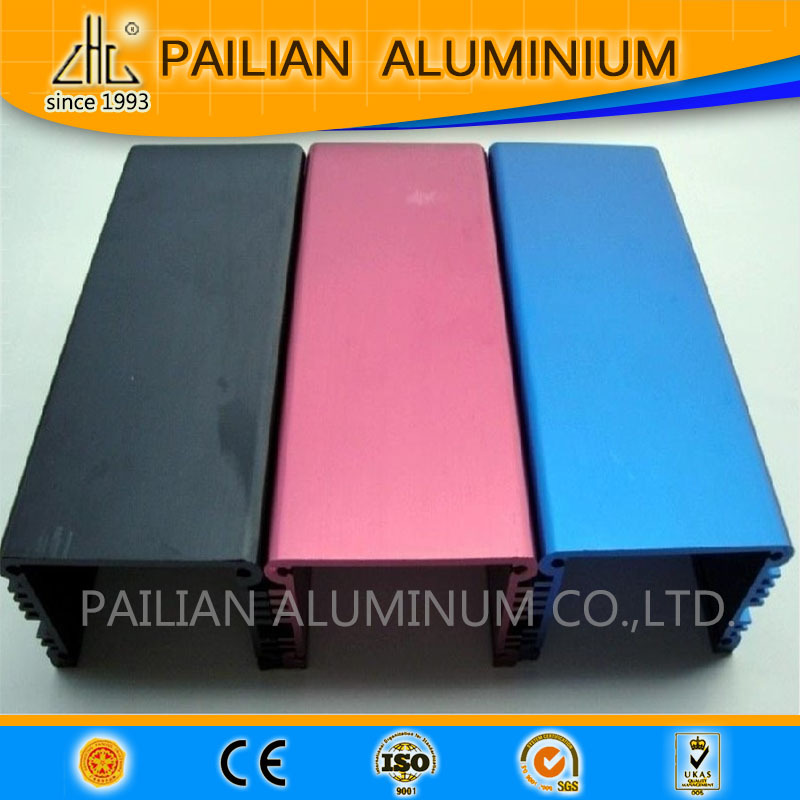Anodizing aluminium profile manufacturer,sand blasting surface treatment aluminum extrusion,alumina gold color for furniture