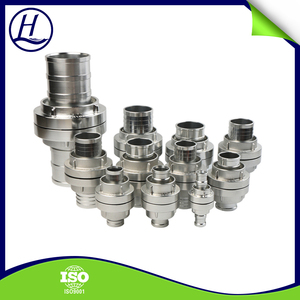 ISO 9001 STORZ stainless steel Fire Hose Fitting, Fire Hydrant Coupling Connection