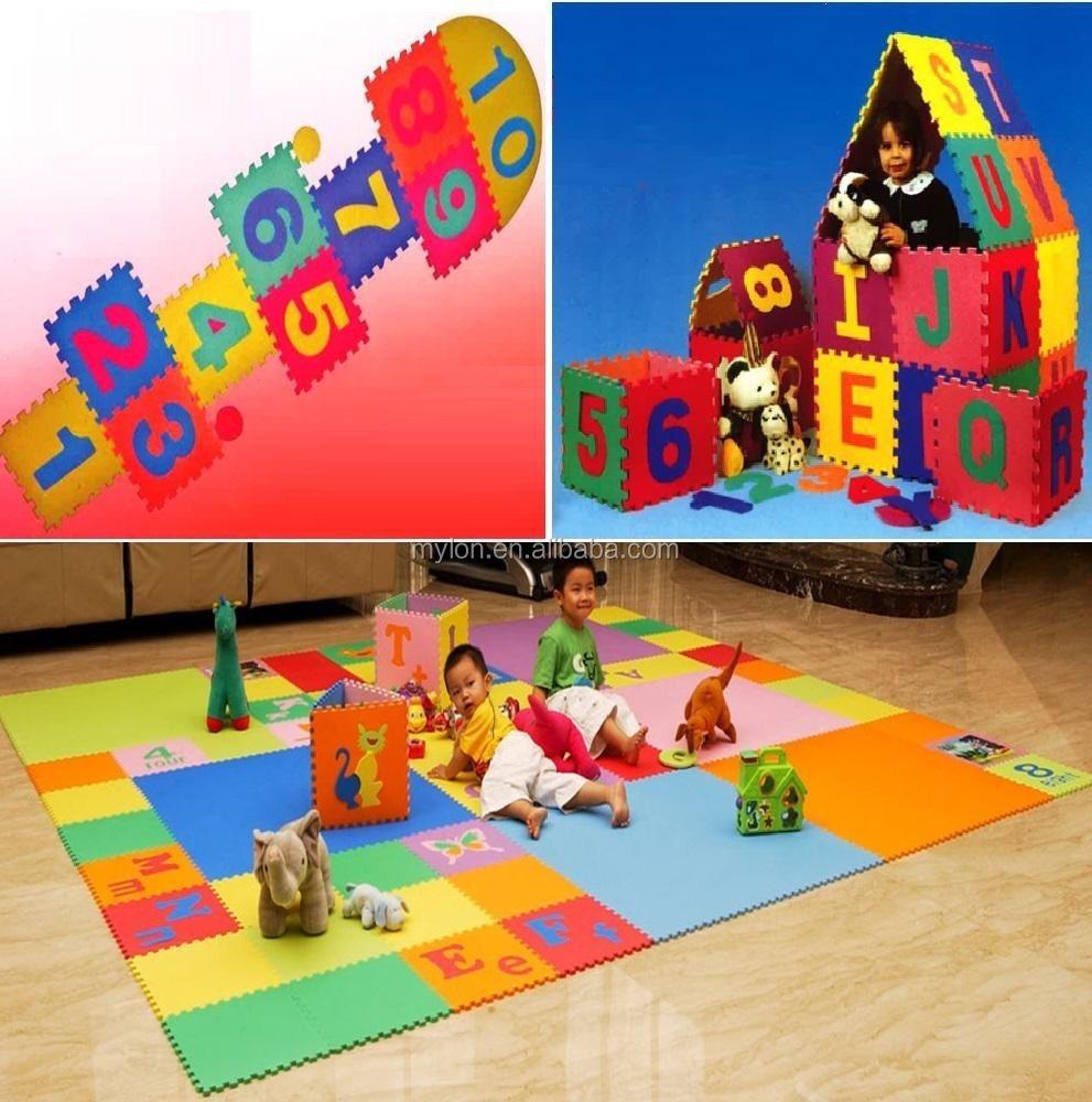 Eva Tapis De Puzzle Pour B 233 B 233 Et Enfants 12 Mm 233 Pais 10