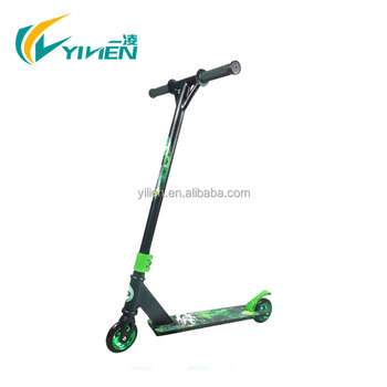 High quality Adjustable handle bar aluminum fox pro stunt scooters adult scooter