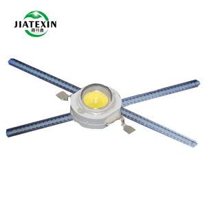 Factory produce High Power 1W 3W White Red Green Blue Yellow LED Chip epistar