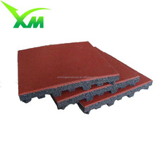 Outdoor customized wholesale ground floor rubber mats
