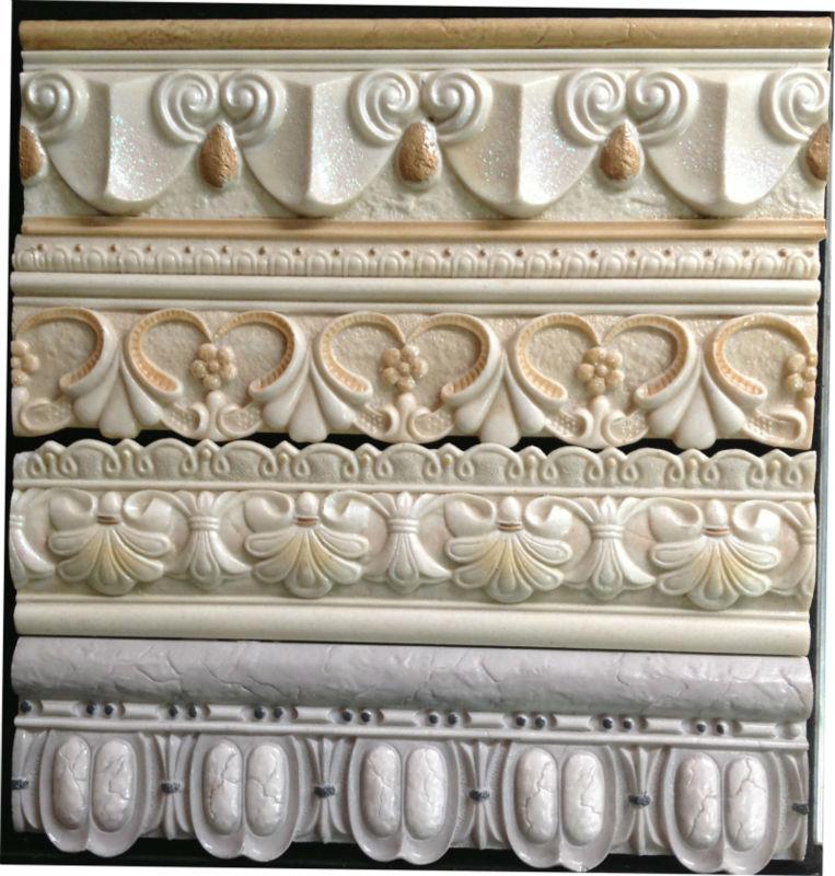 kitchen wall decorative design resin border 70x300mm  buy
