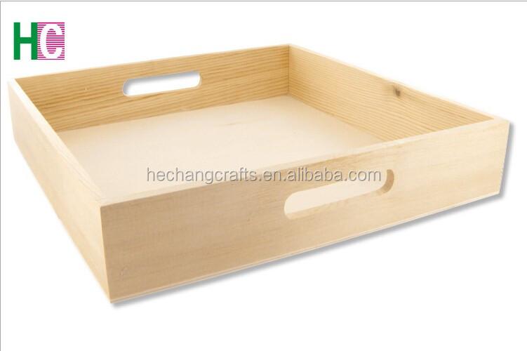 Vassoi In Legno Fai Da Te : Legno intagliato vassoi vassoio di legno su ordinazione vassoi di