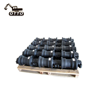 Volvo Hyundai Kobelco Hitachi Excavator Track Roller Track for Excavator Construction Machinery Parts Bottom Lower Roller