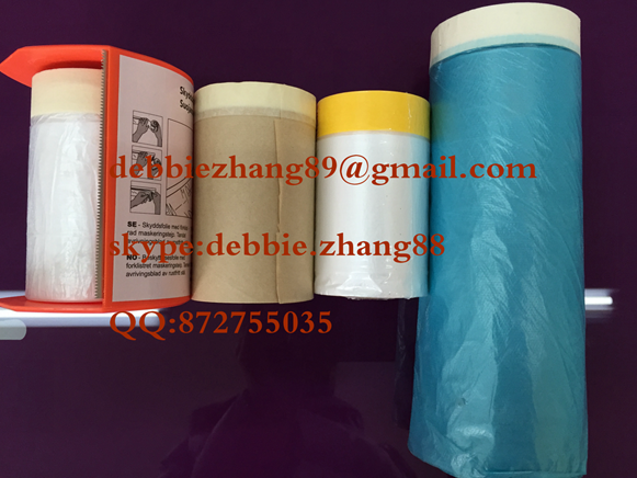 natural rubber cloth tape made in korea plastic protective drop
