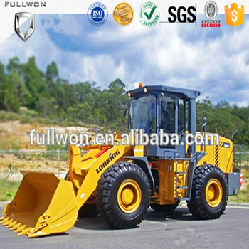 Sales Service Provided 5Ton Wheel Loader for industrial