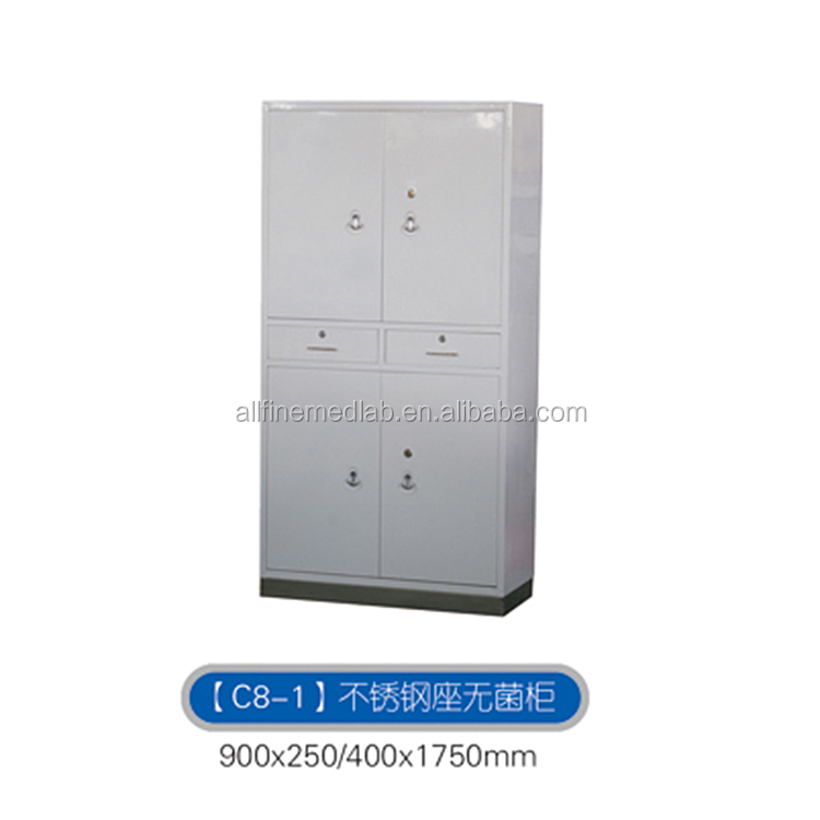 Stainless steel sterile Cabinet