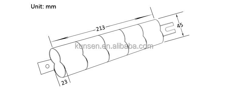Batten Fitting T8 Emergency Kit For Led Tube 9w 18w 23w Manual Guide