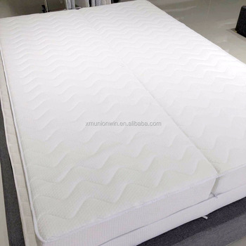 Connector Transform Two Twin Mattress Beds Into A King Size Folding Bed Foam