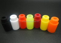 LOGO Welcome !! Manufacturer e cigarettes Customized Silicone drip tips ,510 Disposable Silicone Drip Tips