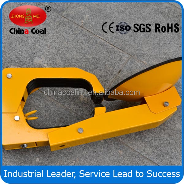 Safety Car Wheel Clamp For Car Parking
