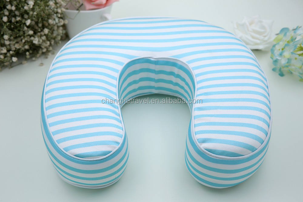 2016 new OEM cheap price U shape travel protect the neck memory foam pillow wholesale,bright color travel luggage
