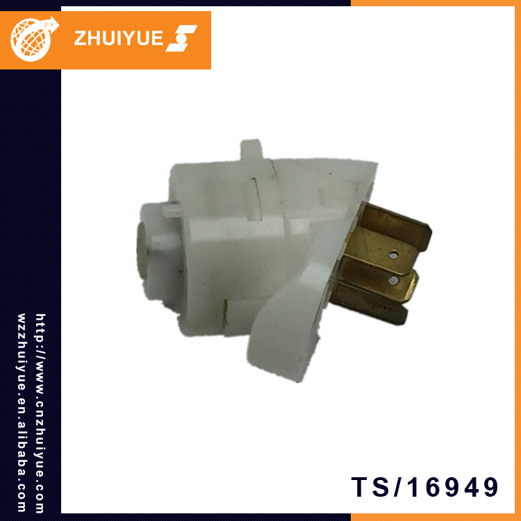 ZHUIYUE Manufactured Products 10A Generator Ignition Switch For SANTANA