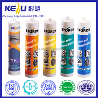Storch N880 black acp wall cladding silicone sealant adhesive
