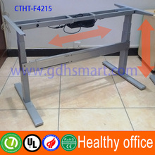 Office furniture & Slivo Pole height adjustable desk with electric motor & New product height adjustable desk legs