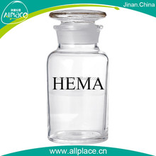 Synthesise raw Materials CAS Number 868-77-9 poly monomer HEMA