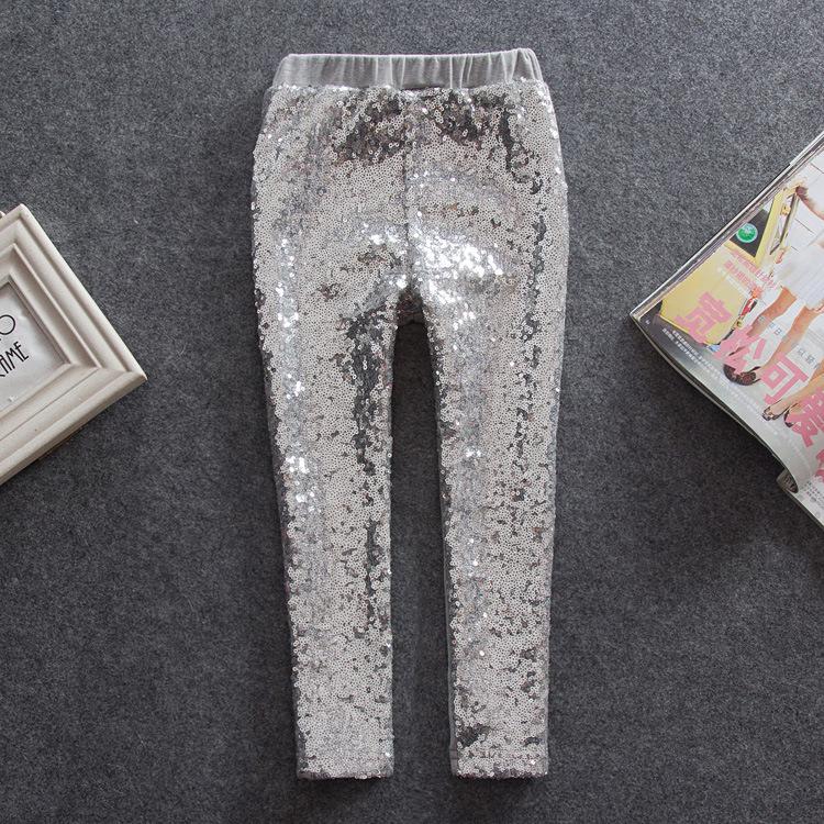 Sparkly Girls Leggings