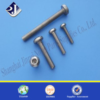 corrosion resistance screw corrosion resistance screw Stainless steel countersunk head machine screw