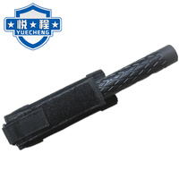 Expandable baton holster / for carrying telescopic batons