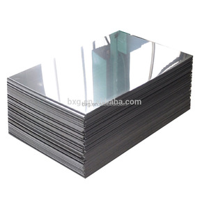Series ss 410 2b finish mirror etched stainless steel sheets/plate price inox handrail