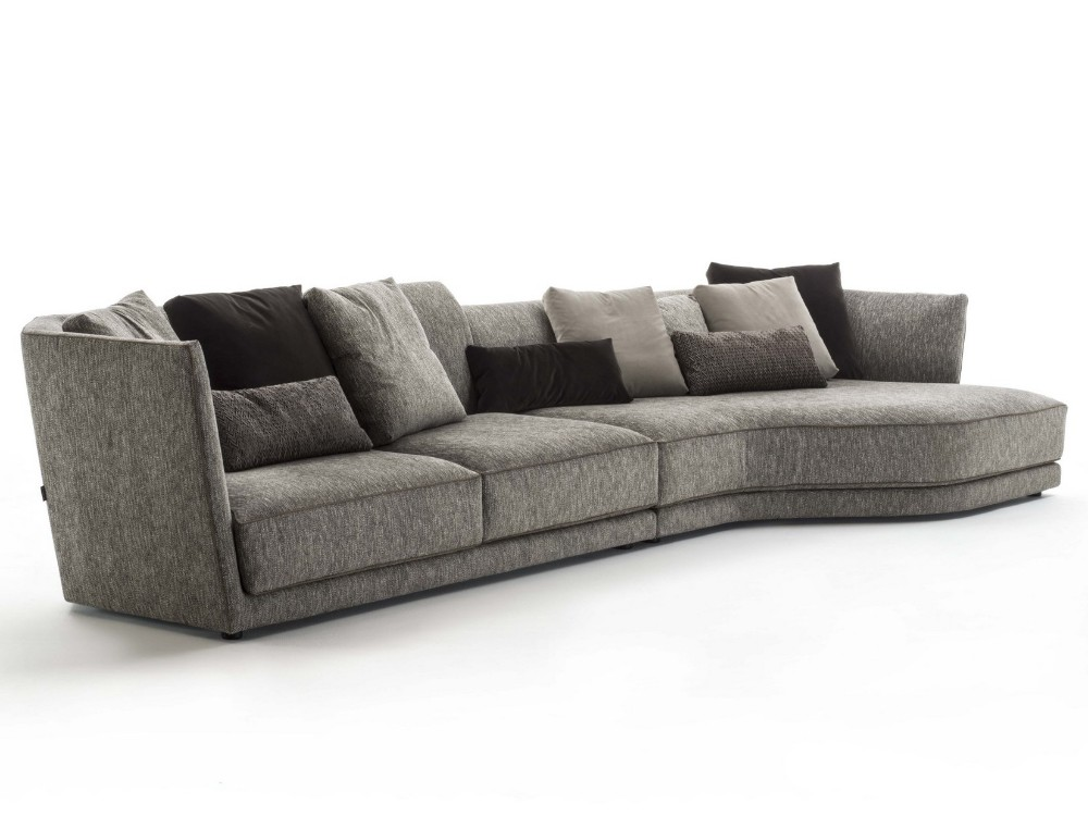 Modern living room furniture L shaped sofa set designs, View ...