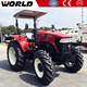 price of 4wd tractor for farming with front loader