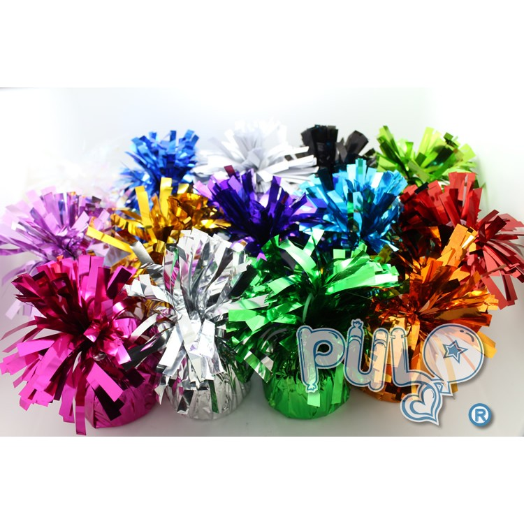 Party Decoration Solid Star Shape Balloon Weights