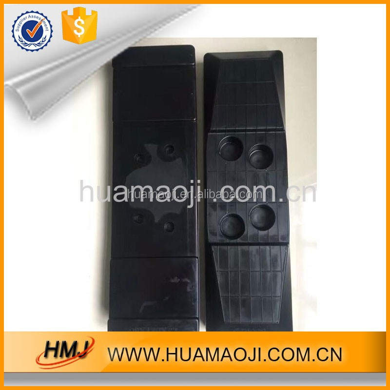 Excavator steel rubber track /rubber track shoe /track pad