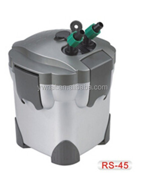 Fresh&salty Water Aquarium External Filter With Uv Function