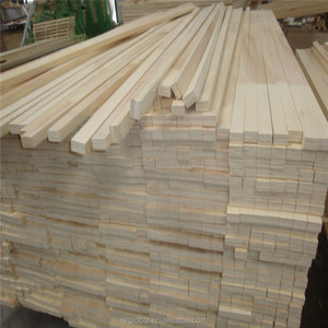 Poplar factory price customized size door frame lvl plywood to Malaysia