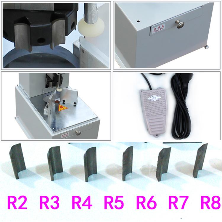 Visitenkarten-Schneidemaschine elektrisch